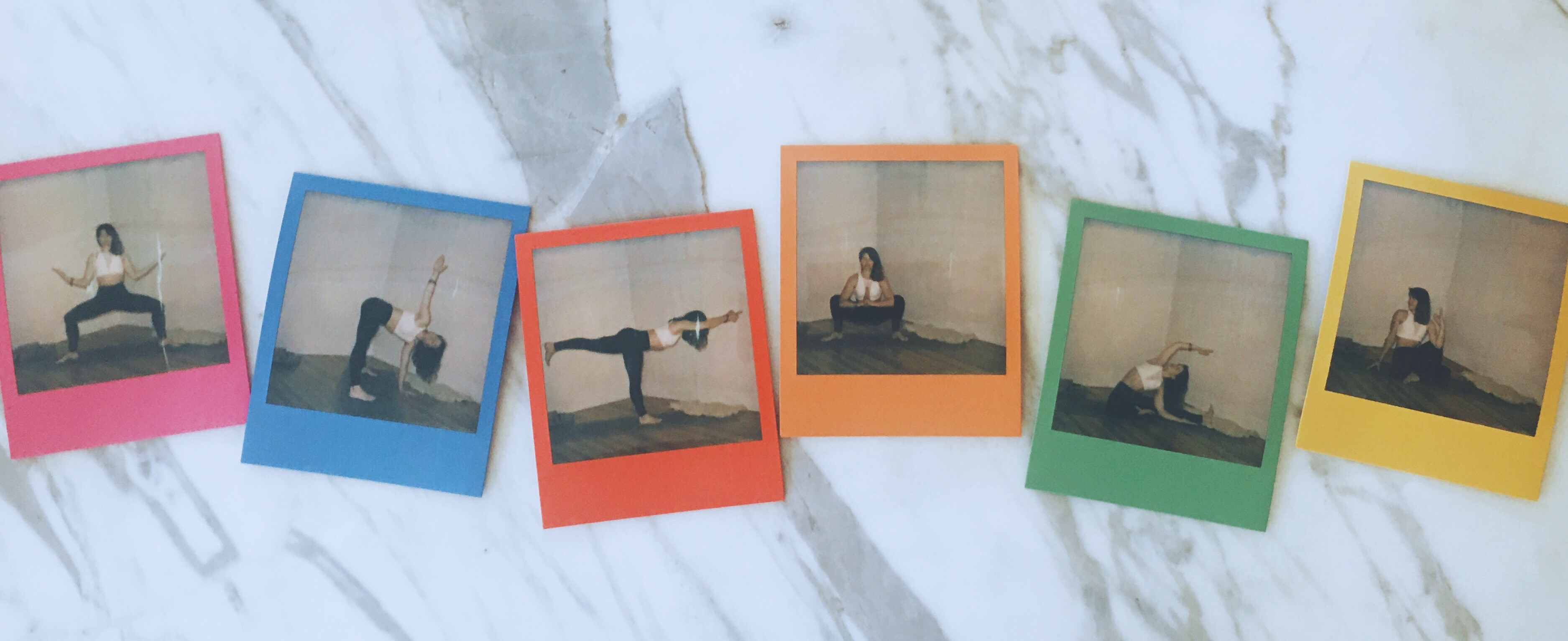 Ground Down and Let Go : 6 Yoga Poses to Embody the Energy of Spring