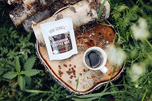 Four Sigmatic-Mushroom Green Coffee with Chaga and Maitake