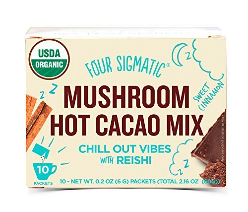 Four Sigma Foods-Organic Mushroom Hot Cacao with Reishi