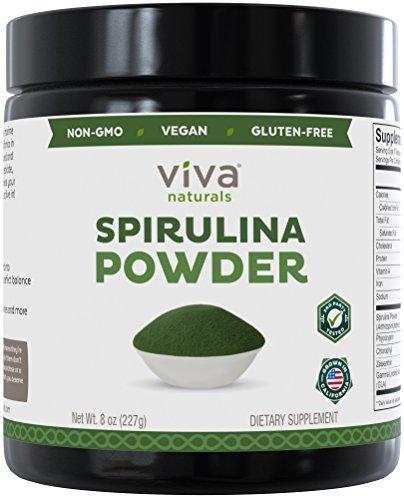 Viva Naturals-Spirulina Powder