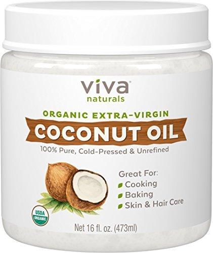 Viva Naturals-Organic Extra Virgin Coconut