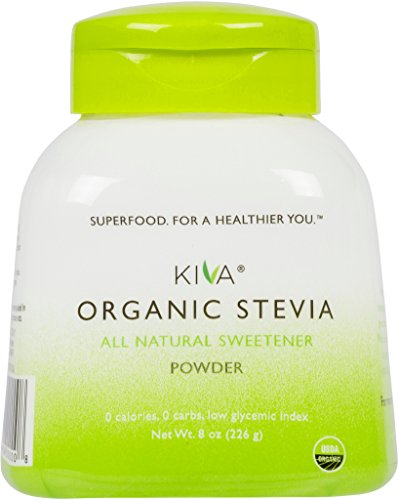 Kiva-Organic Stevia Powder