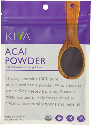 Kiva-Organic Acai Berry Powder