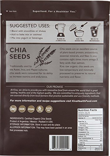 Kiva-Organic Chia Seeds