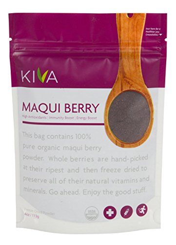 Kiva-Organic Maqui Berry Powder