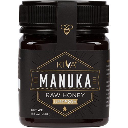 Kiva-Raw Manuka Honey UMF 20+