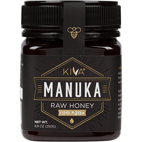 Kiva-Raw Manuka Honey UMF 20+