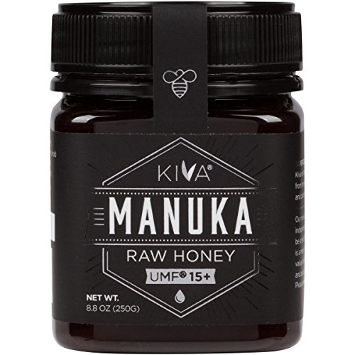 Kiva-Raw Manuka Honey UMF 15+