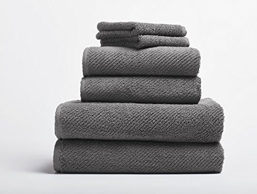 "Coyuchi-Air Weight Organic OS Hand Towel 20""x40"""