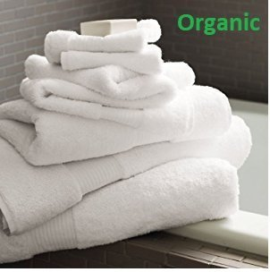 OrganicTextiles-Organic Premium Cotton Towel Set 3 Piece