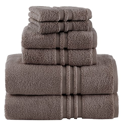 Under the Canopy- Unity Certified Organic Cotton 6-piece Towel Set