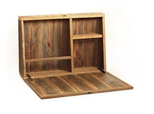Grindstone Design-Drop Down Secretary Desk - Wall Mounted Desk