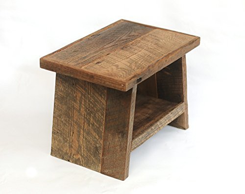 Grindstone Design-Step Stool / Side Table