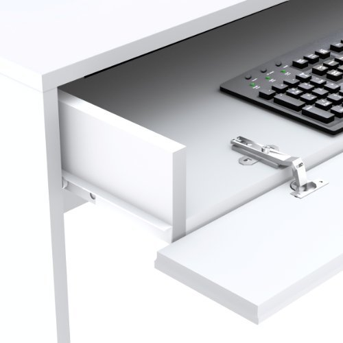 Nexera-Desk - White
