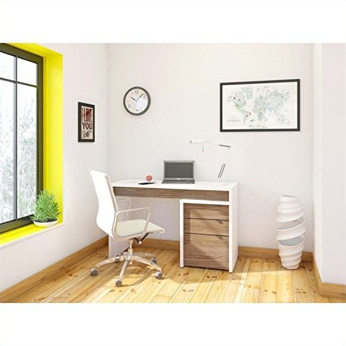 Nexera-2 Piece Office Set - White