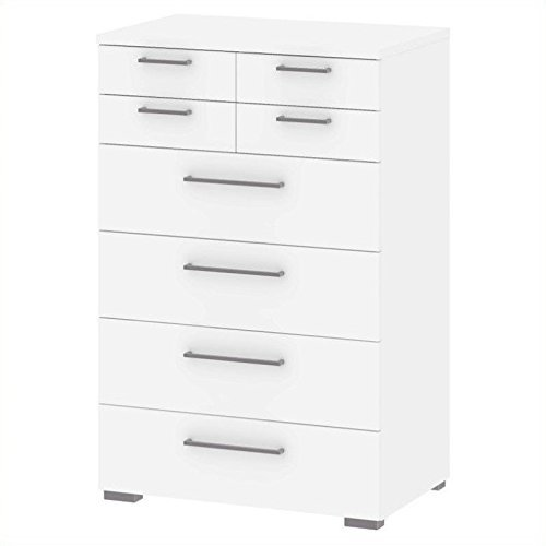 Tvilum-Aria 8 Drawer Chest