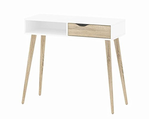 Tvilum-Diana Desk with Drawer