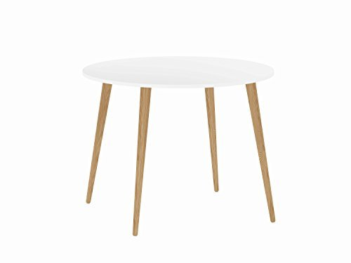 Tvilum-Diana Round Dining Table
