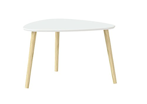 Tvilum-Emery Coffee Table - White/Oak