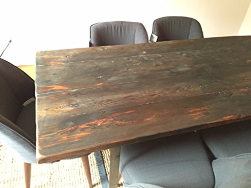 UMBUZÖ-Reclaimed Wood Dining Table