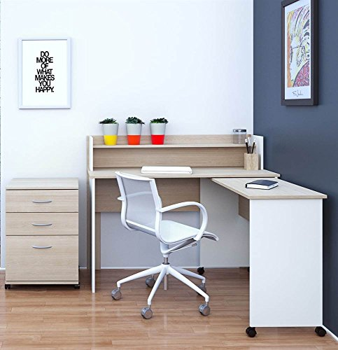 Nexera-3-Pc Home Office Workstation