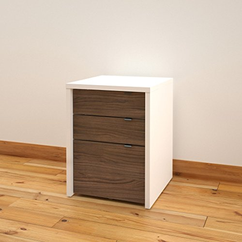 Nexera-3-Drawer Filing Cabinet