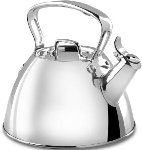 All-Clad-2 Quart Stainless Steel Classic Teapot