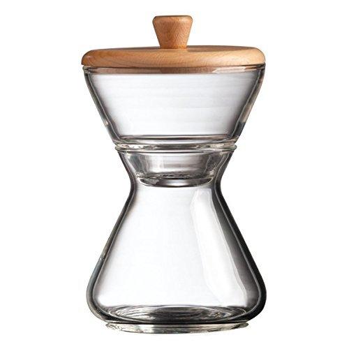 Chemex-Handblown Glass 2 Piece Cream and Sugar Set