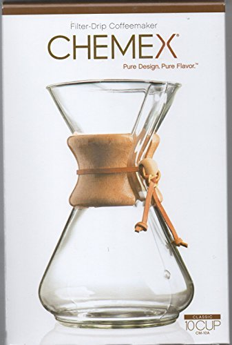 Chemex-Chemex 3-Cup Coffeemaker with Glass Handle