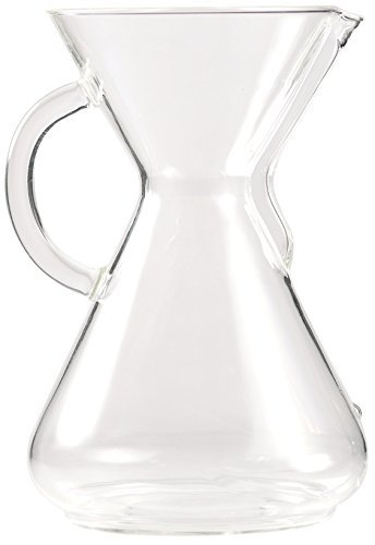 Chemex-Chemex 3-Cup Coffeemaker with Glass Handle