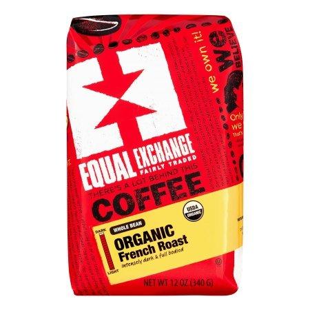 Equal Exchange-Organic Coffee, Breakfast Blend, Ground