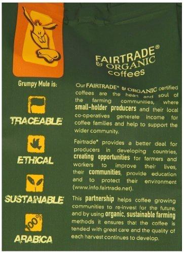 Grumpy Mule-Organic Sumatra Gayo - ground