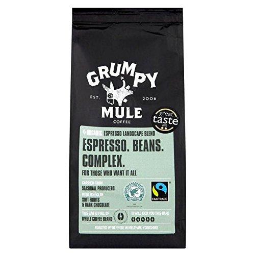 Grumpy Mule-Organic Espresso Beans
