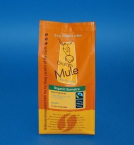 Grumpy Mule-Grumpy Mule Fairtrade Organic Sumatra Coffee (227g)