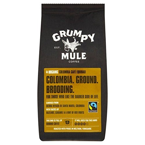Grumpy Mule-Organic Colombia Ground