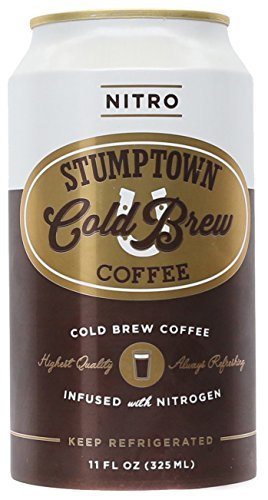 Stumptown Coffee Roasters-Stumptown Coffee Cold Brew Nitro, 11 oz
