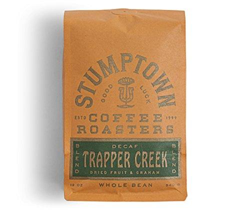 Stumptown Coffee Roasters-Whole Bean Trapper Roast Decaf