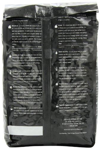Kicking Horse Coffee-Decaf Swiss Water Process Dark Roast Whole Bean