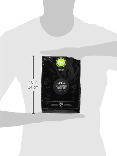 Kicking Horse Coffee-Decaf Swiss Water Process Dark Roast Whole Bean