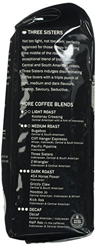 Kicking Horse Coffee-Three Sisters Medium Roast Whole Bean