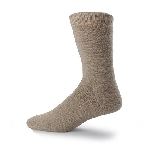 Minus33 Merino Wool-Merino Wool Workhorse Multisport 3/4 Length Sock - Black