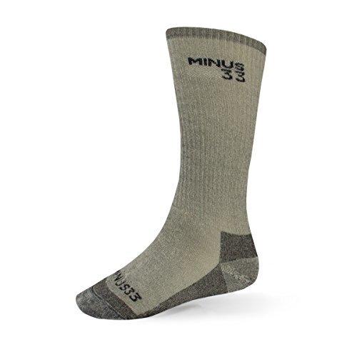 Minus33 Merino Wool-Merino Wool Expedition Mountaineer Sock