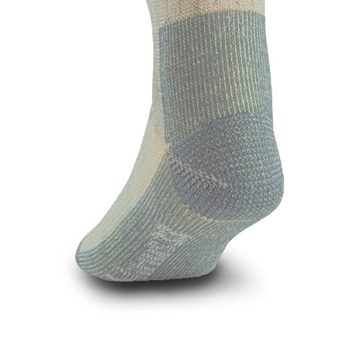 Minus33 Merino Wool- Merino Wool Day Hiker Sock - Olive