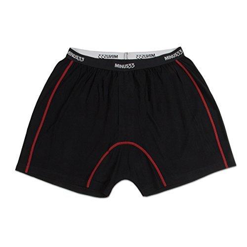 Minus33 Merino Wool- Merino Wool Zion Men's Lightweight Boxer