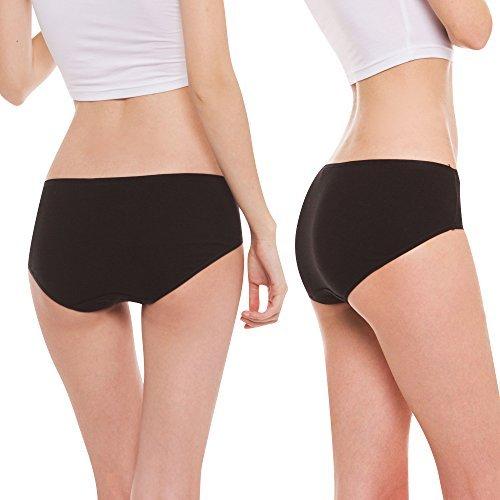 Hesta-Organic Cotton Basic Panties