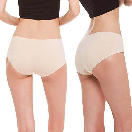 Hesta-Organic Cotton Basic Panties 3 pack