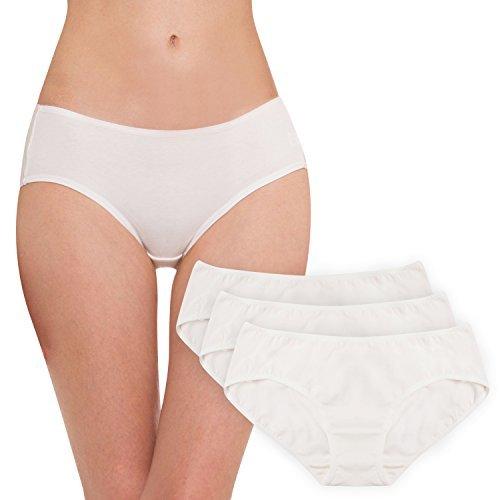 Hesta-Organic Cotton Basic Panties 3 pack