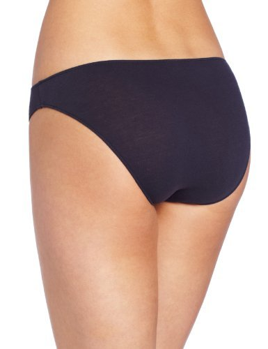 Only Hearts-Organic Cotton French Bikini Panty - Navy