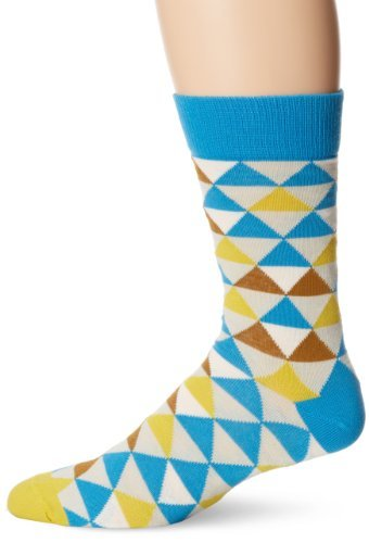 Pact-Men's Crew Sock - Bluejay Campground