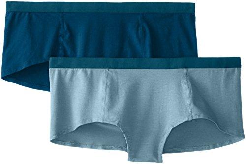Pact-Organic Cotton Boy Short 2-Pack